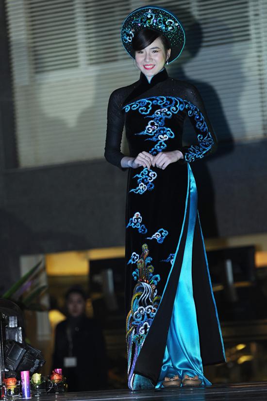 2 bộ sưu tập áo dài Aodai6