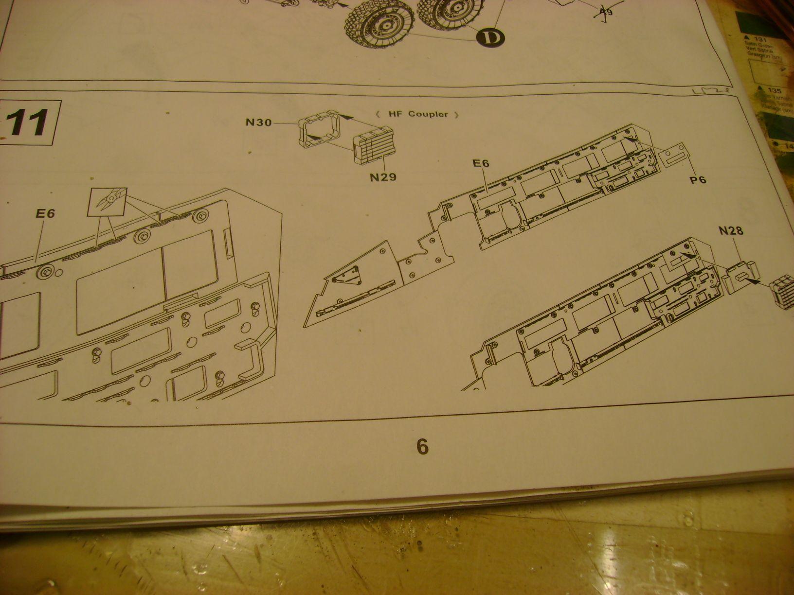 M1130 Stryker Commander's Vehicle, le Stryker de Tuche.....montage terminé.. 71806986
