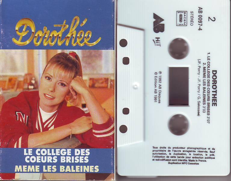 Dorothée et AB Productions Image1989