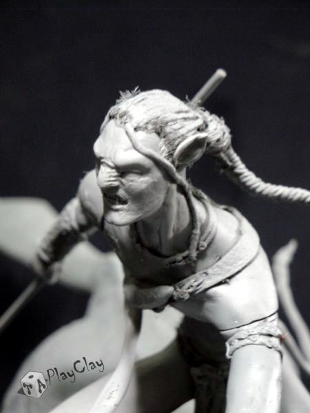 Diorama Jake Sully on Thanator by Taoplayclay 21594710150139957857076