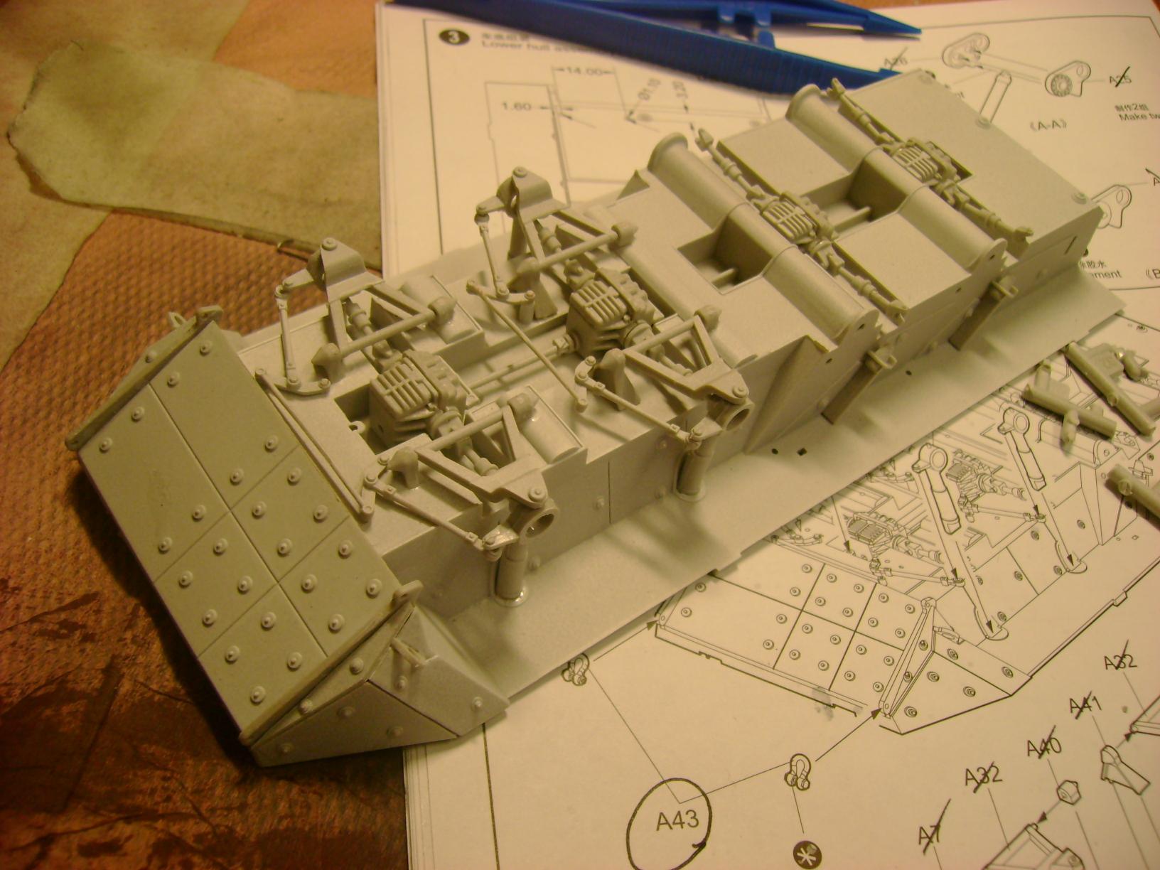 M1135 Stryker NBC RV 1/35 Trumpeter.... Terminé.... 92599906