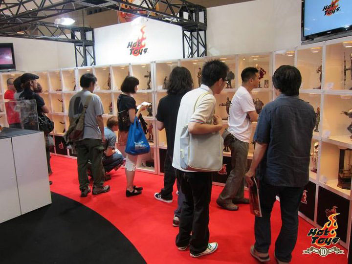 Tokyo Toy Show du 16 au 19 Juin 2011 Hottoystokyotoyfair4