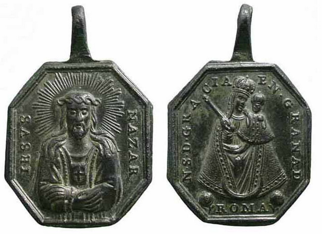 Recopilación medallas con el Rostro de Cristo ( Salvator Mvndi II) Dtpj