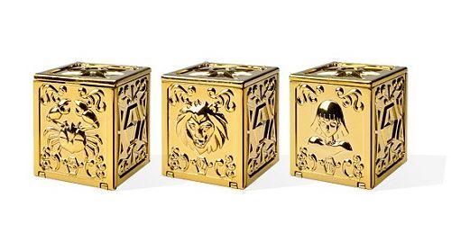 Saint Cloth Myth APPENDIX Pandora Box - Vol. 2 Ap20090929041024290