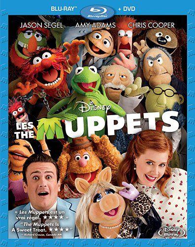 [BD + DVD] Les Muppets, le Retour (2 Mai 2012) 47892966