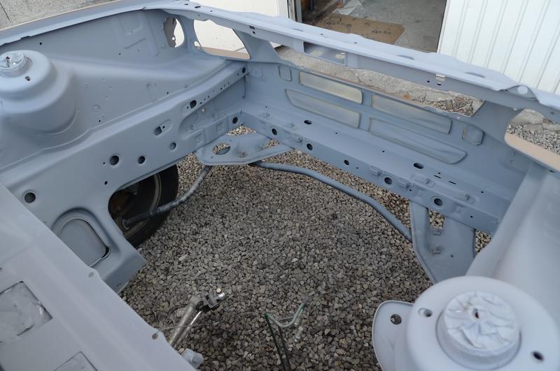 Reconversion de mon Escort MK3 Ghia en Escort RS 1600i - Page 6 P1050825