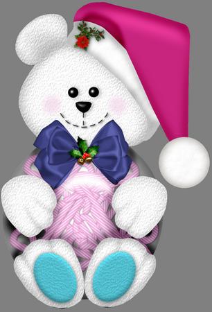 Animales de Navidad Wmut