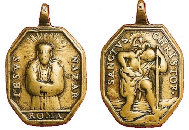 Recopilación medallas con el Rostro de Cristo ( Salvator Mvndi II) Klbu