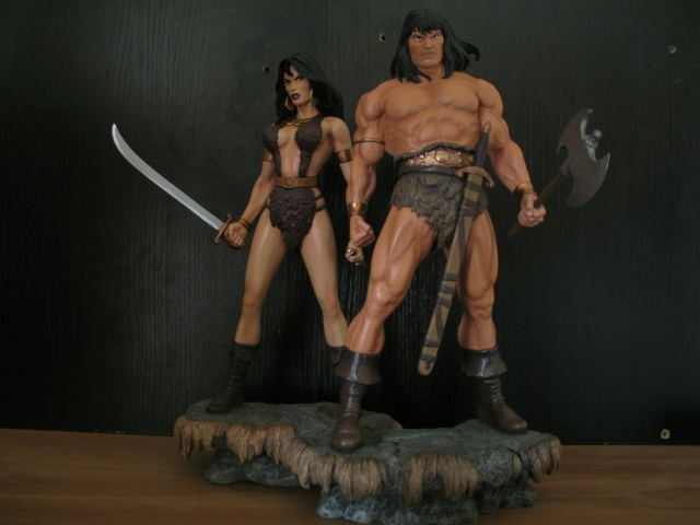 Barbarian Fan Collection Heroic-Fantasy (MAJ 01/01/13) - Page 2 20090306statuecollectioc