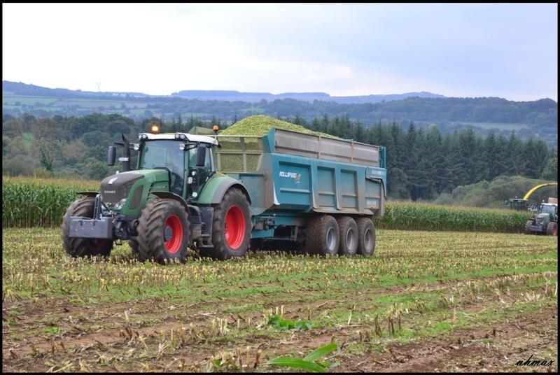 Ensilage de maïs 2011 Dsc019050