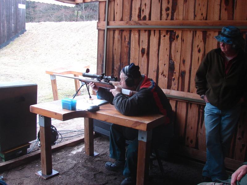 Résultat du tir aux bisons le 20/21 mars. Dsc02528i