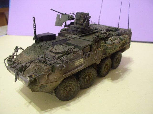 (Thunderbird)Stryker 1131 fire support Terminé !!!!! - Page 3 46309968
