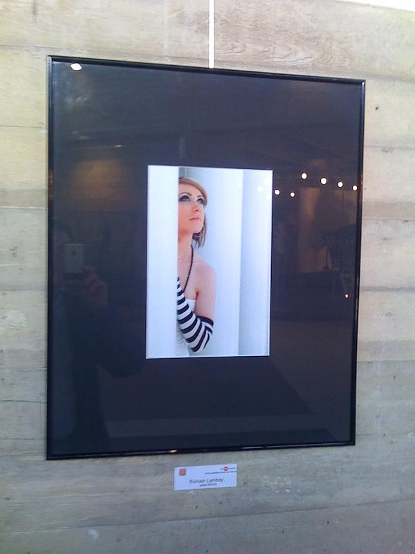 Sortie Vernissage de l'expo portrait à Arlon : 9 janvier 2010 Img0130201001061