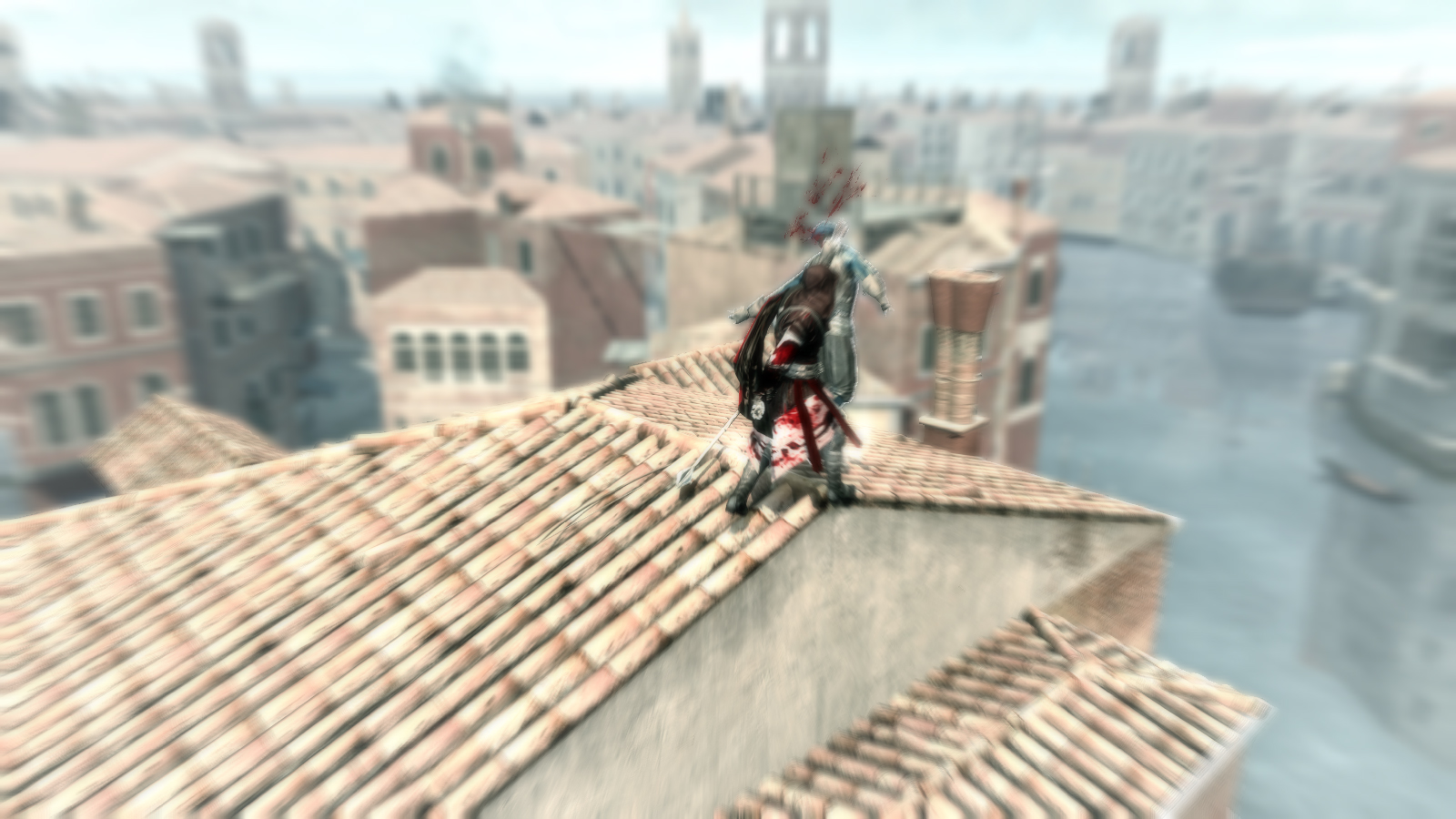 Tusques - Bloody Clothes Assassinscreediigame201jz