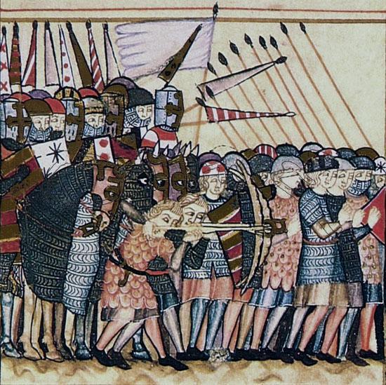 La reconquista de Sevilla, 23 de noviembre de 1248 Opxm