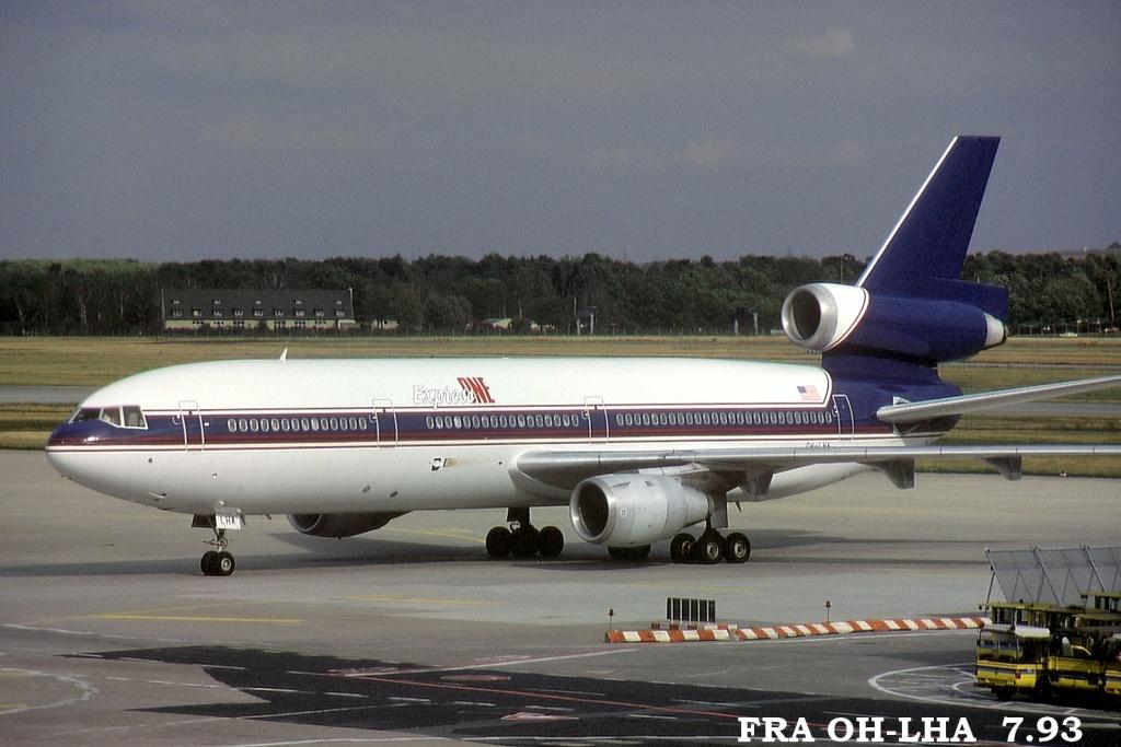 DC-10 in FRA Fraohlha