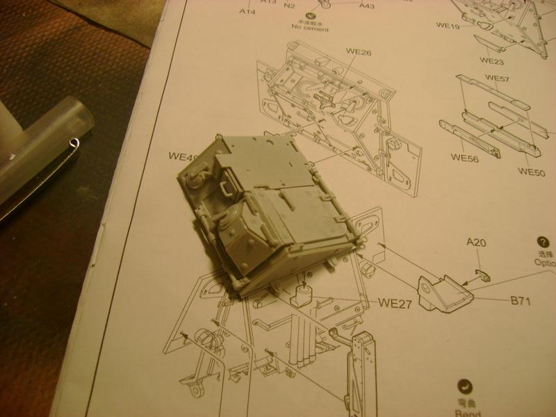M1135 Stryker NBC RV 1/35 Trumpeter.... Terminé.... 32722266
