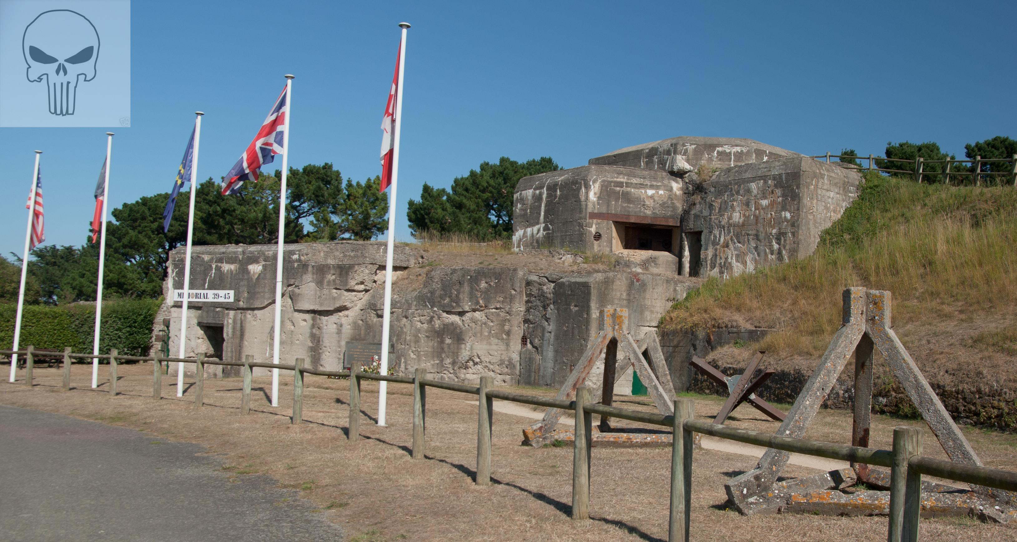Mémorial 39-45 de Saint-Malo Qtxc