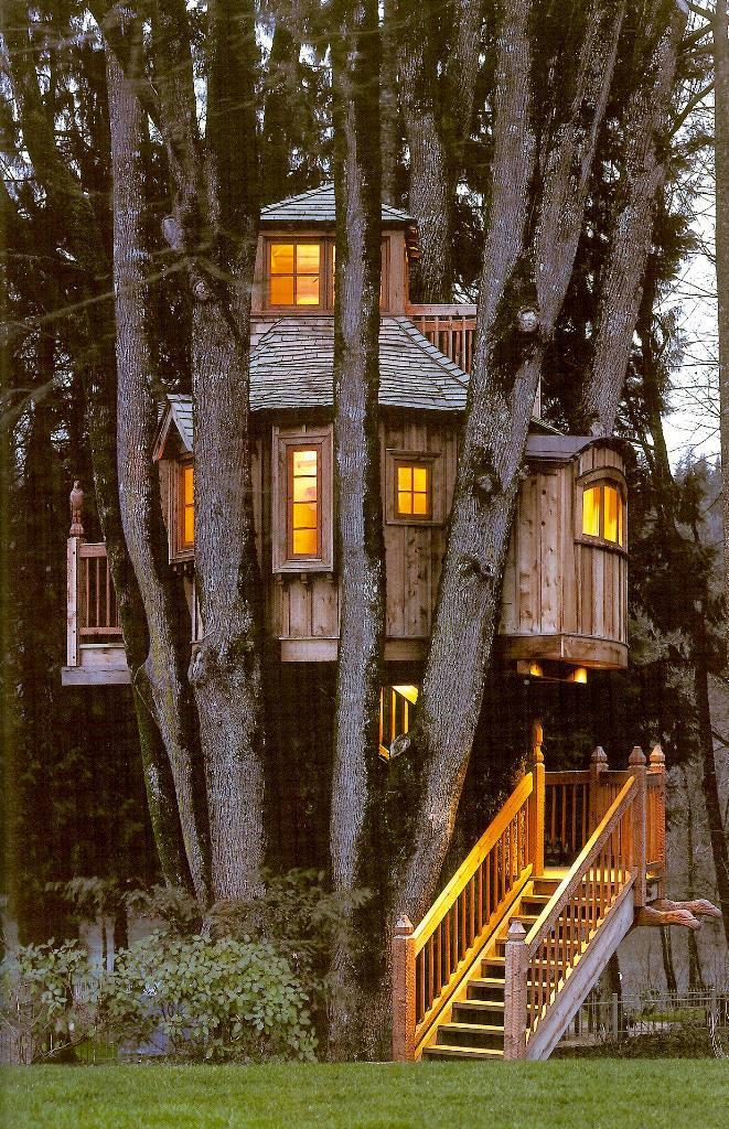 [IMAGENES] Casas de arbol Treehouses016s6ce