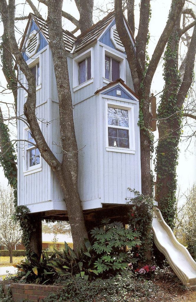[IMAGENES] Casas de arbol Treehouses018s3ri