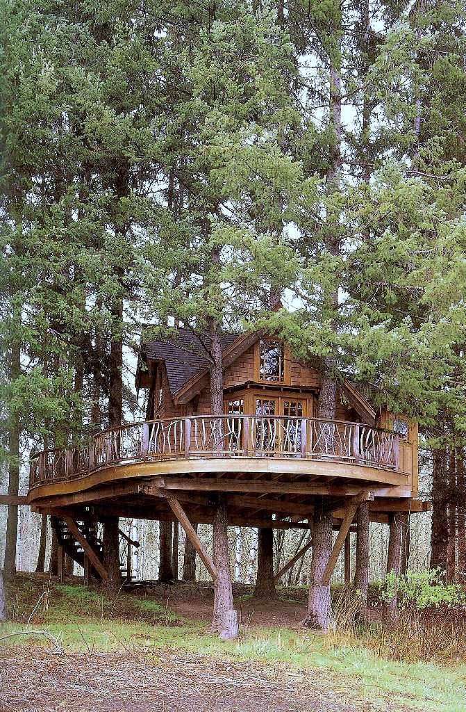 [IMAGENES] Casas de arbol Treehouses013s1wo
