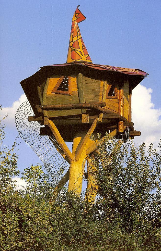 [IMAGENES] Casas de arbol Treehouses021s7kf