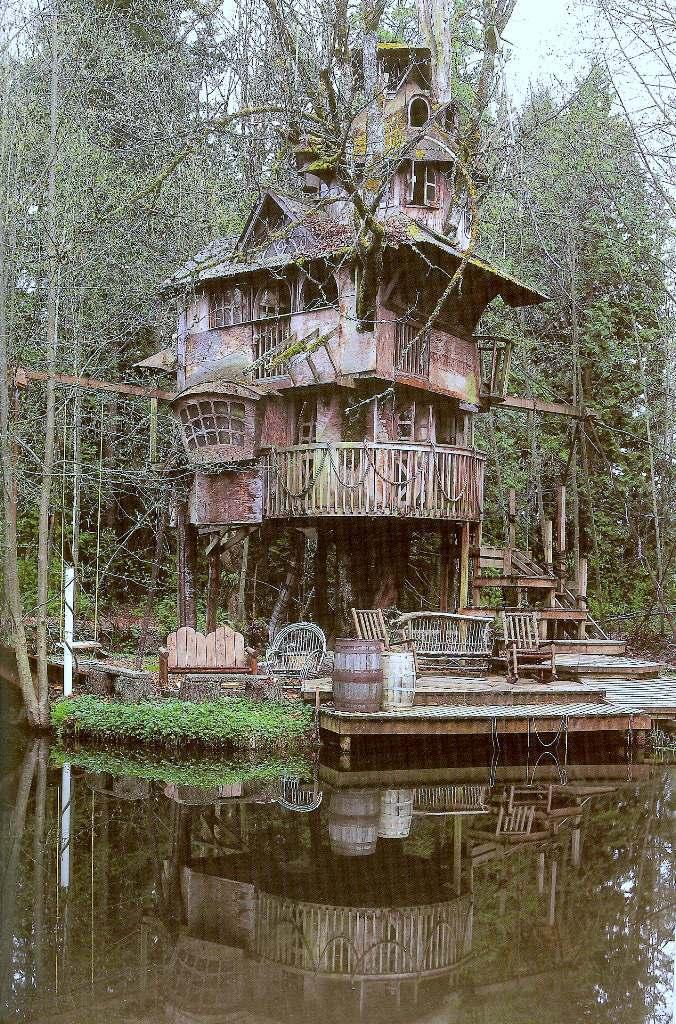 [IMAGENES] Casas de arbol Treehouses012s5el