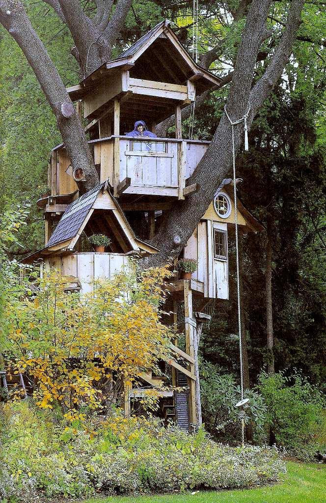 [IMAGENES] Casas de arbol Treehouses019s3ul
