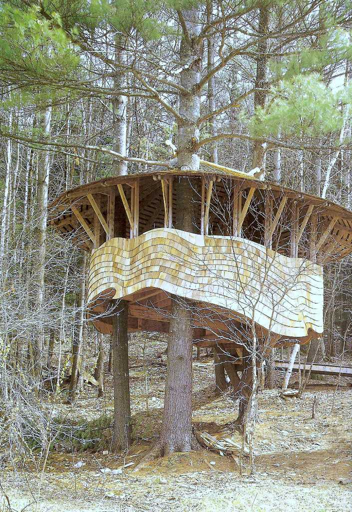 [IMAGENES] Casas de arbol Treehouses020s3zc