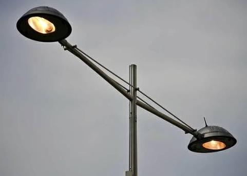 Ovni, Forêt de Epping et photo…  Streetlamp