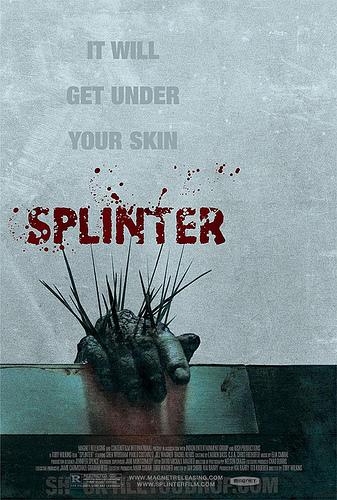 Splinter: Peli de terror para tirarse muchos pedos (?) 286540848542a7723c69574ih0