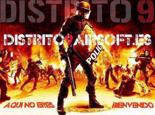 DISTRITO 9: 06/12 Asalto a las Favelas Asalto1