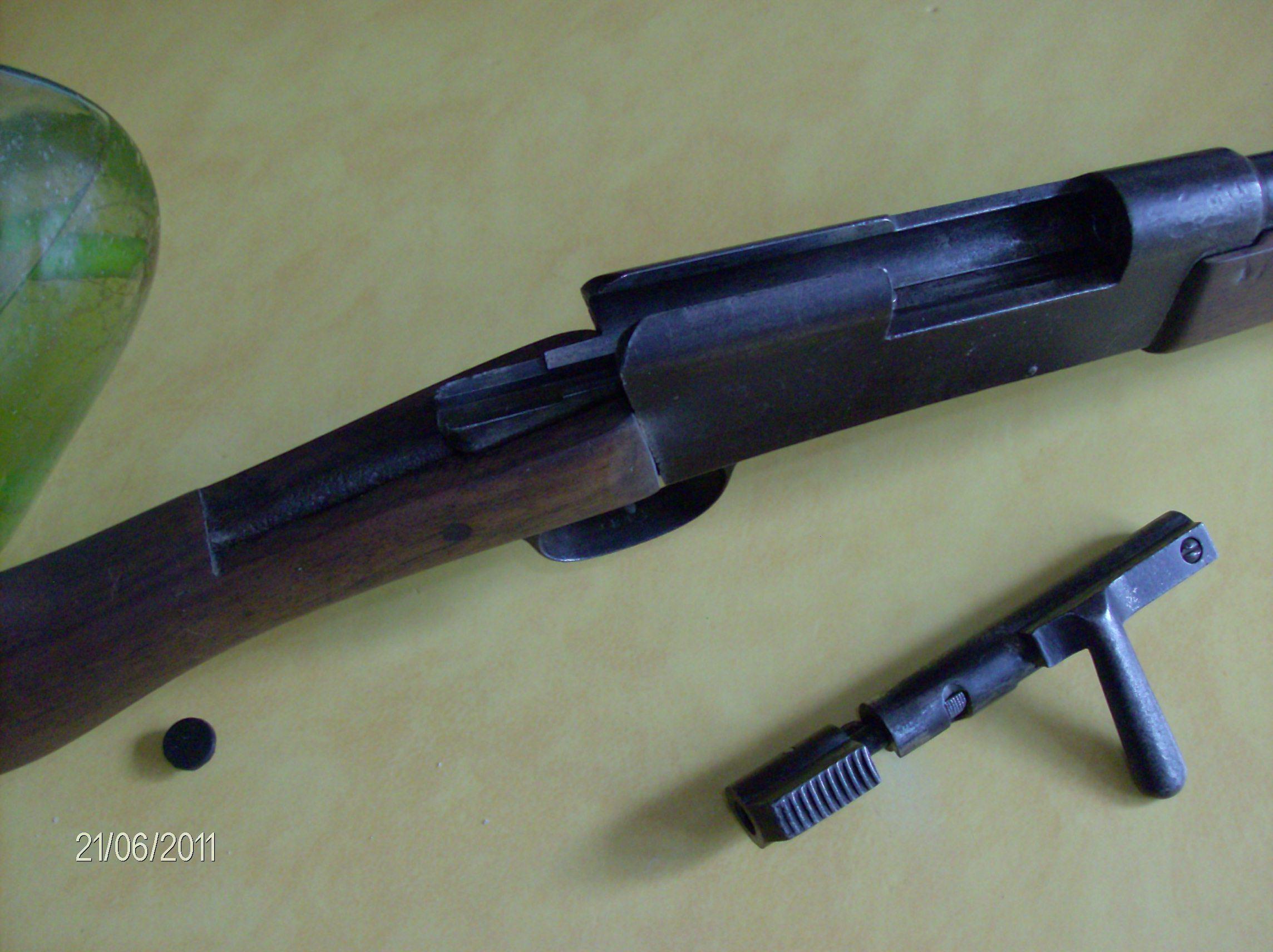 Carabine école, 6mm, à identifier 027pt