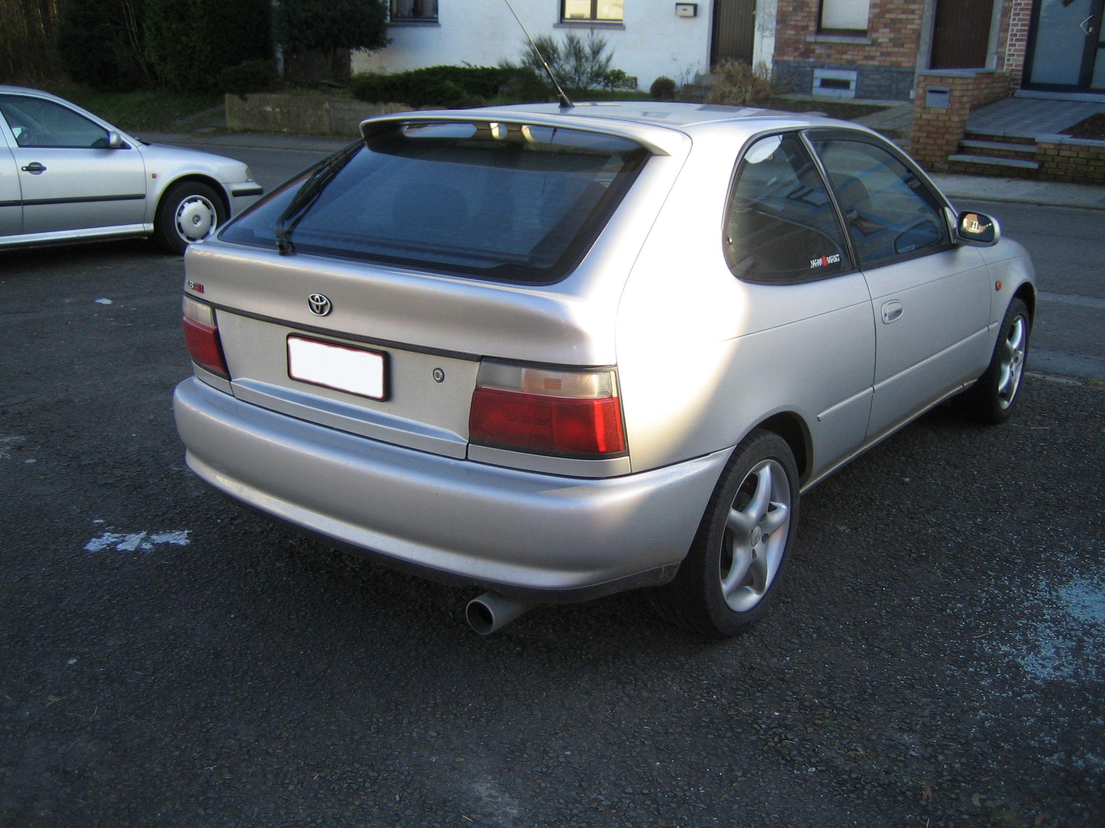 Mon ex Corolla Si Img3232o