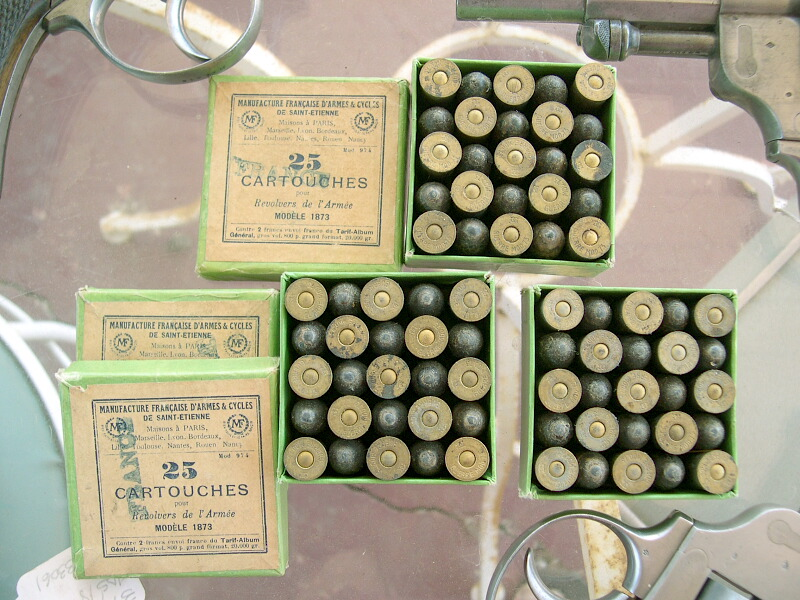 Munitions 1873. Ammo73a7