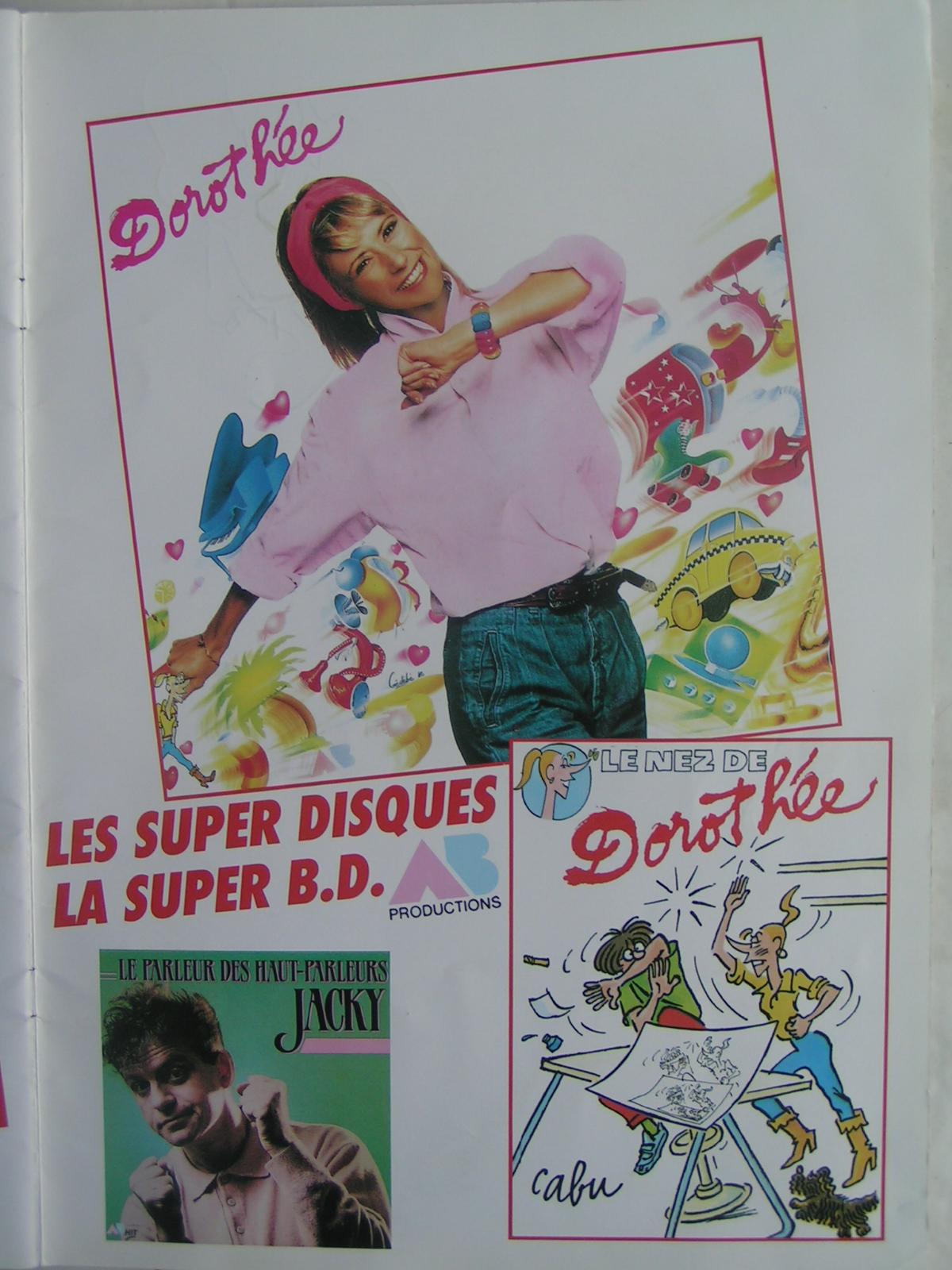 Dorothée et AB Productions (Récré A2 - Club Dorothée) Pict0005rv