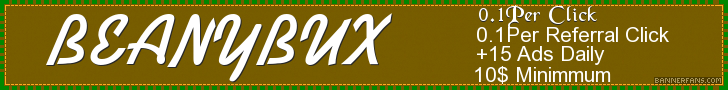 Beanybux.com Banner Contest 5657272aa8cf46m3od9