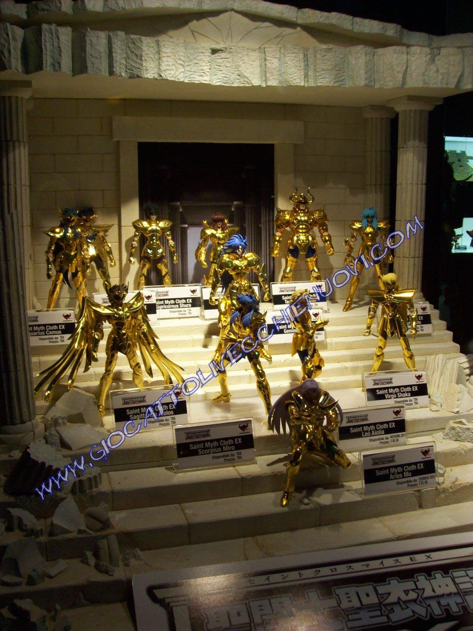 [Myth Cloth EX] Gold Cloth 1003295d