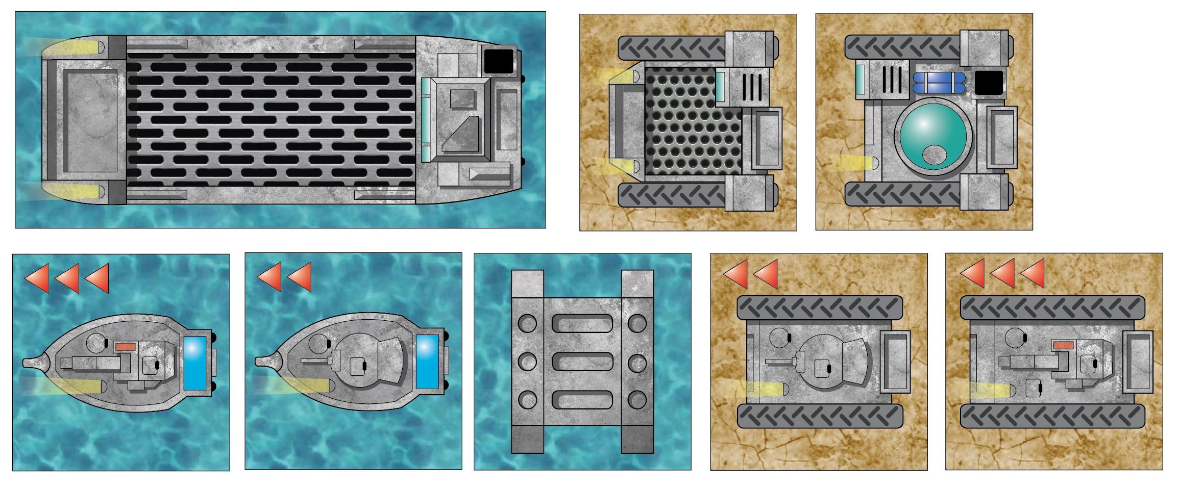 Graphismes Full Metal Planète Fullmetalj