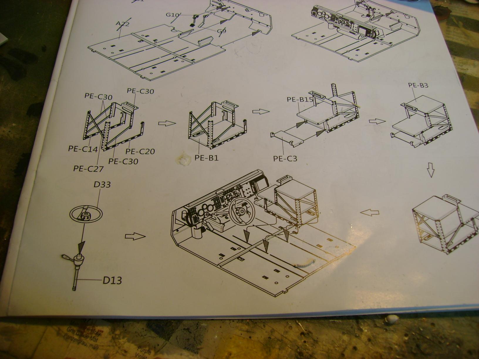 M-ATV Oshkosh....Kit Panda 1/35...Projet terminer !!!!!!!!!! ENFIN !!!!!!!!! 28361132