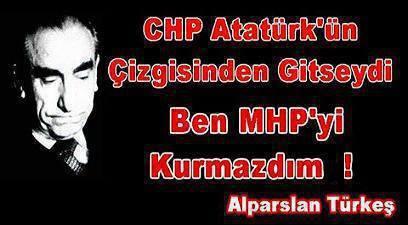 Alparsaln Türkeş  / Ben Mhp`yi  Kurmazdım Gia7
