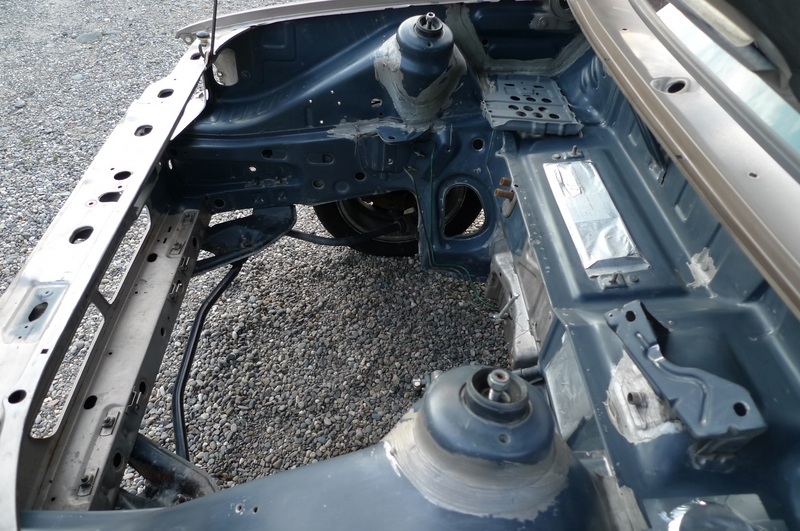 Reconversion de mon Escort MK3 Ghia en Escort RS 1600i - Page 6 P1050026l
