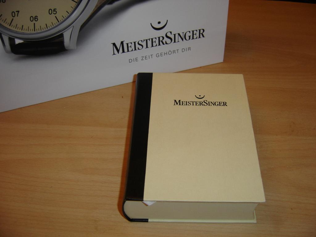 meistersinger - MeisterSinger n°1 : mini-revue avant la vraie... Dsc00134li