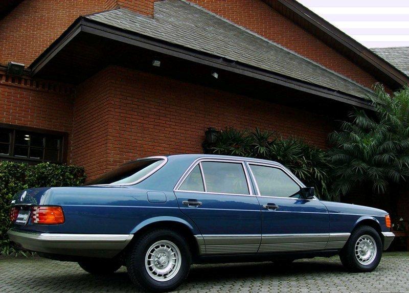 Vendo  W 126 280SE  1981 - 35.000,00R$ - Venda Cancelada - Página 2 W126280se19815