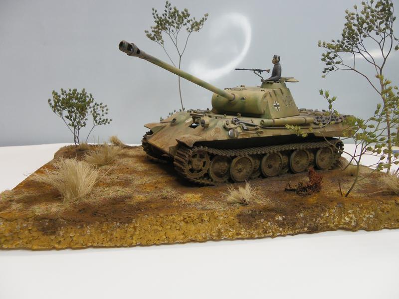 PANTHER sd.kfz171 - Tamiya - 1/35 Imgp2978