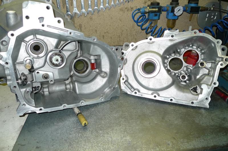 Reconversion de mon Escort MK3 Ghia en Escort RS 1600i - Page 5 P1040930l