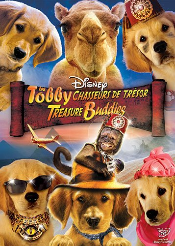 [Walt Disney Pictures] Treasure Buddies (2011) 61qxrprtafl