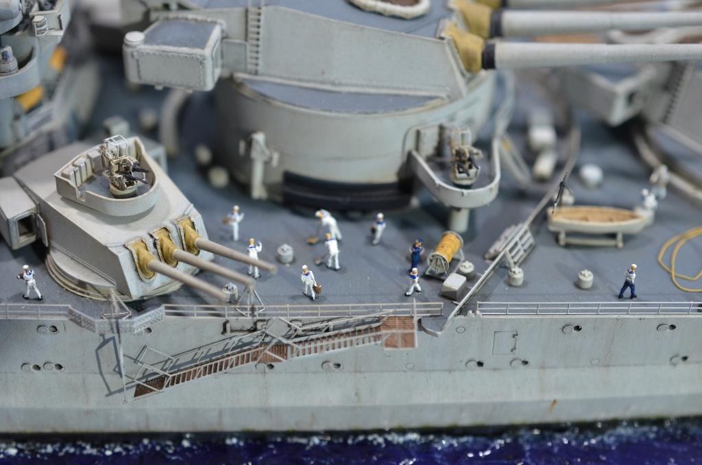 RN ROMA au 1/350 avec Kit Flyhawk. - Page 5 Xf82