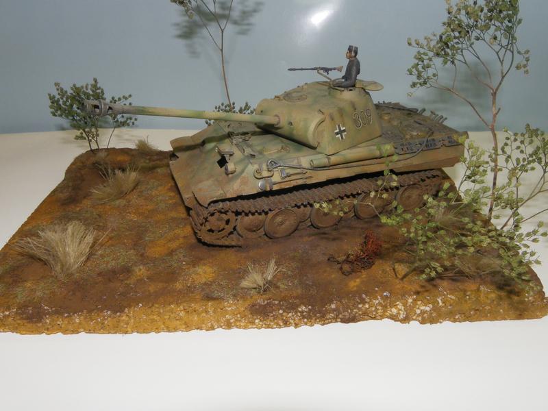 PANTHER sd.kfz171 - Tamiya - 1/35 Imgp2981c