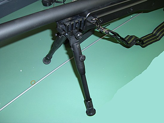 [Warrior  L96 type sniper OD]  +lunette 3-9x40mm+bi pied Supportxy0
